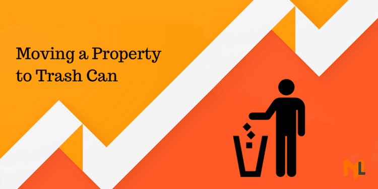 How to Delete a Property in Google Analytics?