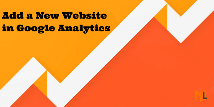 How to add a new website to Google Analytics?