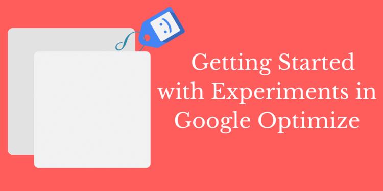 Installing Google Optimize via Google Tag Manager