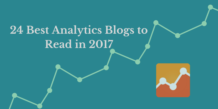Top 24 Google Analytics Blogs to Follow in 2017