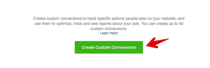 create custom conversions