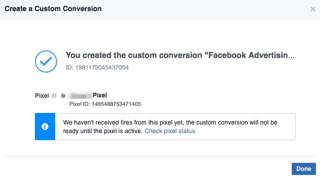 added custom conversion