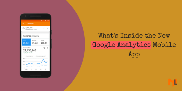 Google Analytics is Adding Exciting Features to its Mobile App