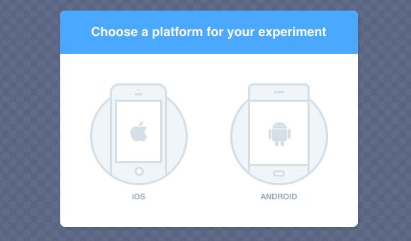 mixpanel mobile A/B testing