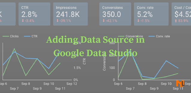 How to Add Data Source in Google Data Studio