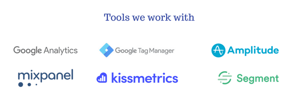 tools we work with