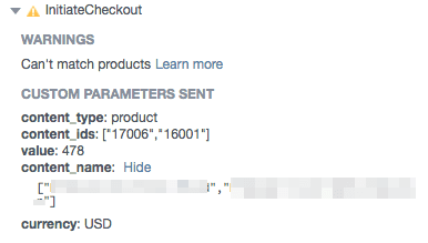 facebook pixel helper testing