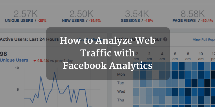 How to Use Facebook Analytics to Understand User Behavior