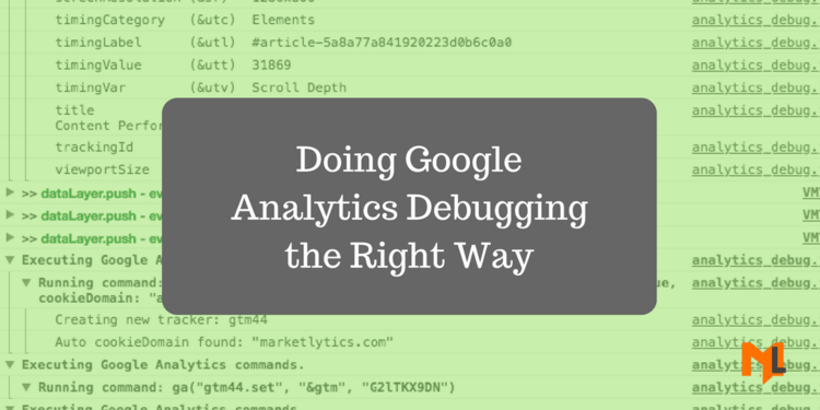 Google Analytics Debugging for Data Accuracy
