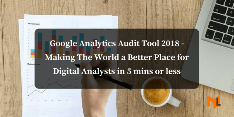 Free Google Analytics Audit Tool 2018