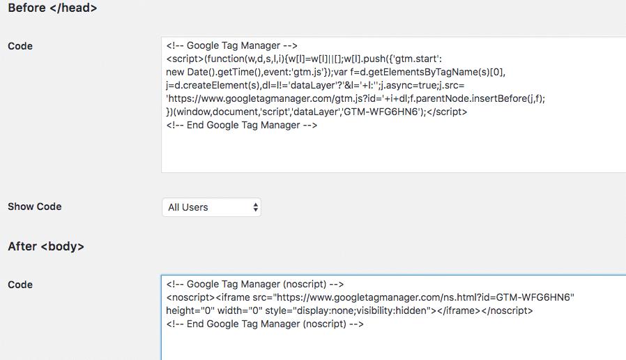 dco insert analytics plugin