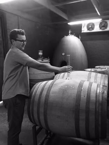 Clayton Reabow, Winemaker at Môreson Family Winery
