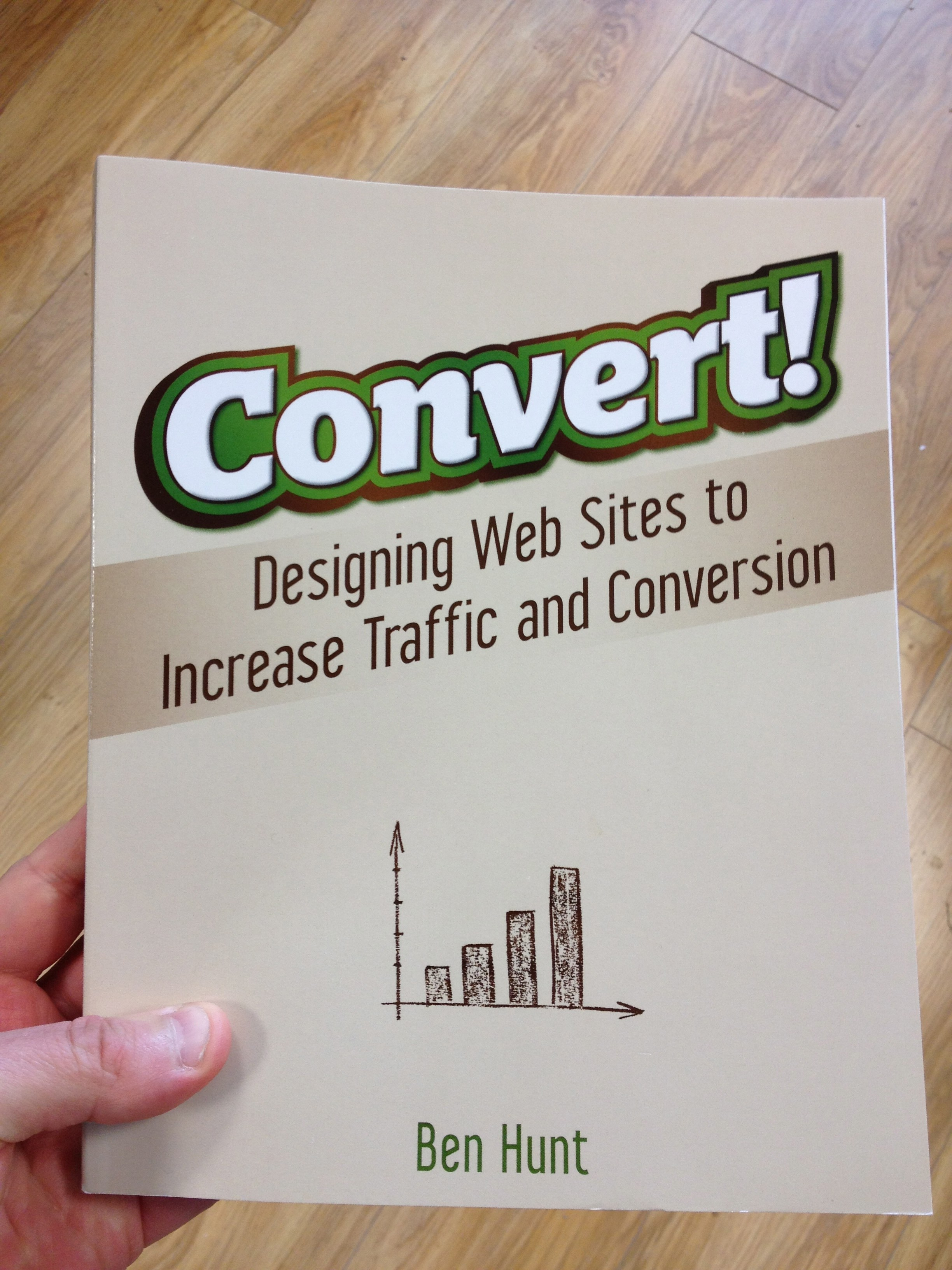 Convert - Designing Web Sites to Increase Traffic and Conversion