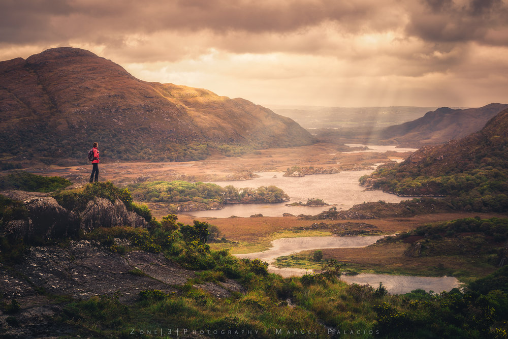 The Lady's View, Ireland.