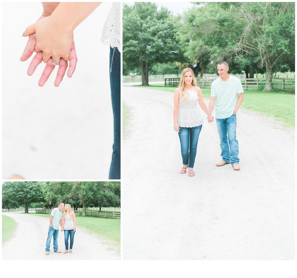 Port Saint Lucie engagement session