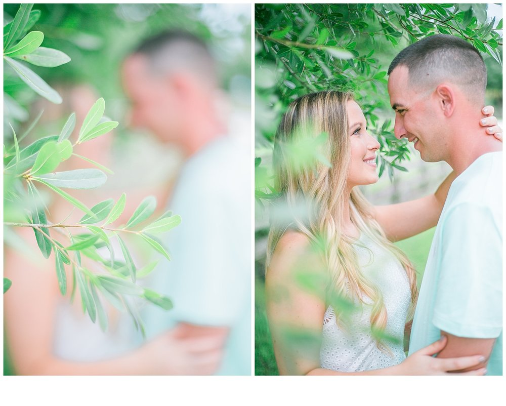 Fort Pierce engagement session