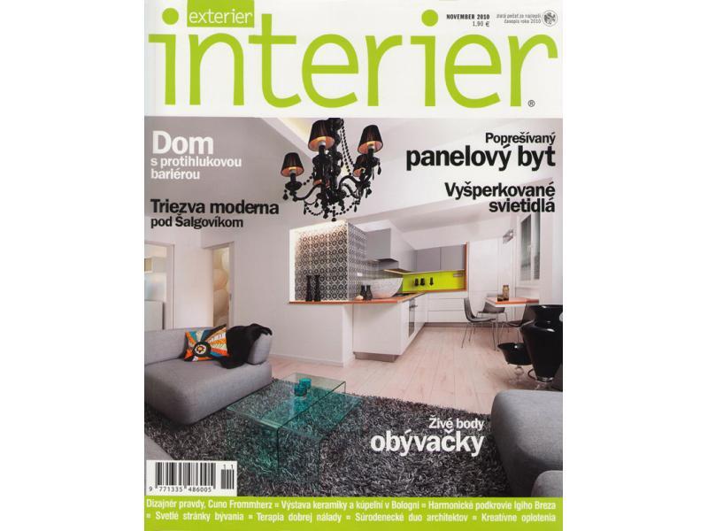 Interier Exterier 11/2010