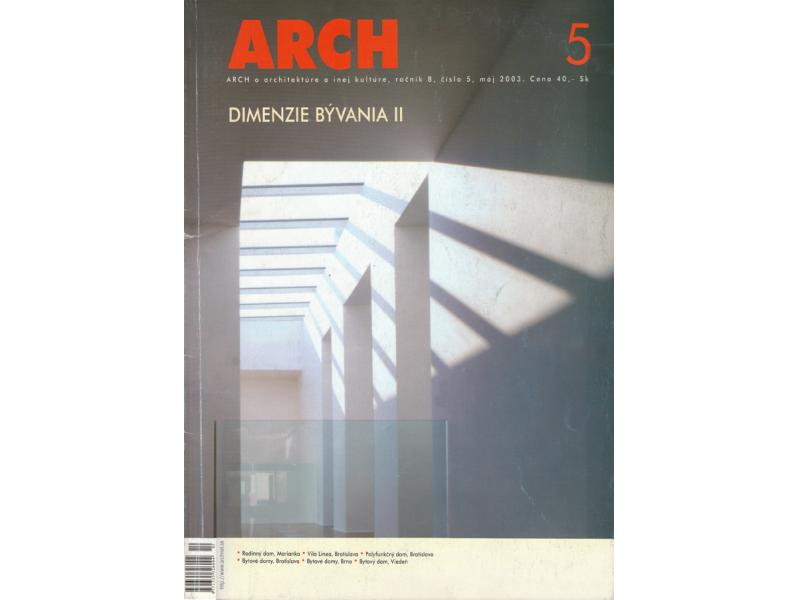 ARCH 05/2003