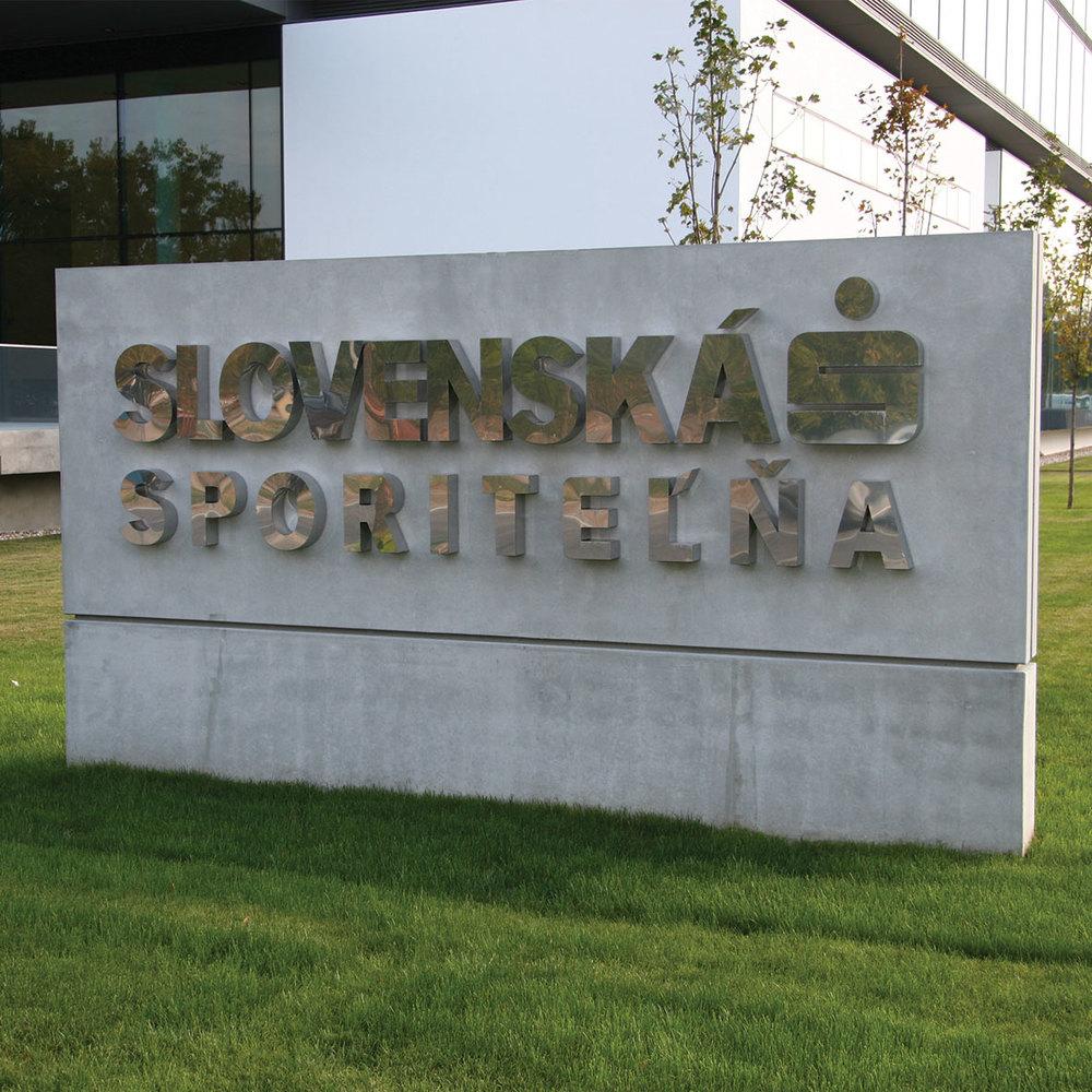 SLOVENSKÁ SPORITEĽŇA SLSP