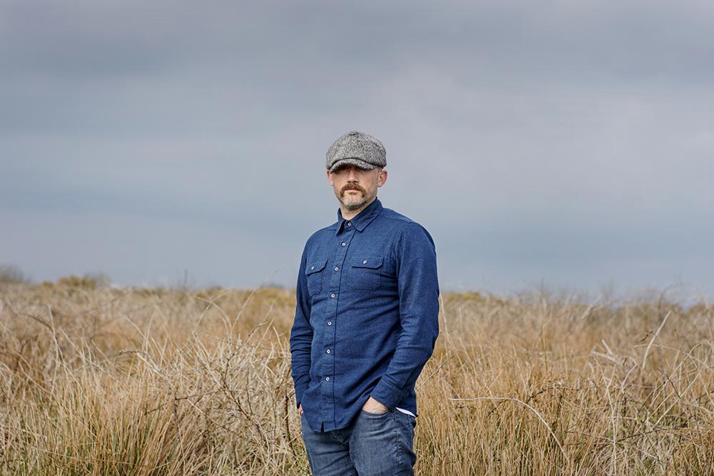 Matt Button, near Pedna Carne, 11th April 2018.