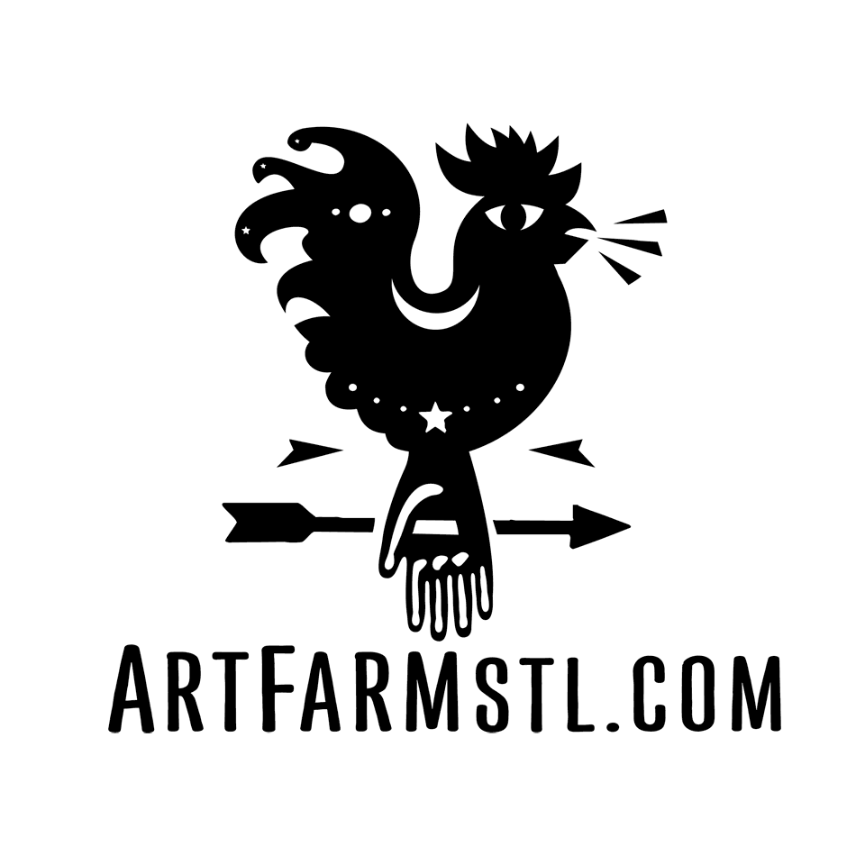 Art Farm Design & Print   www.artfarmstl.com  (314) 776-4902