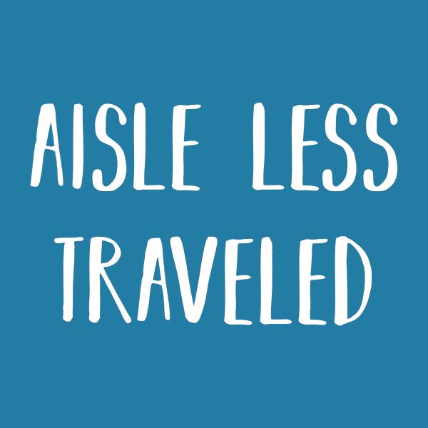 Aisle Less Traveled