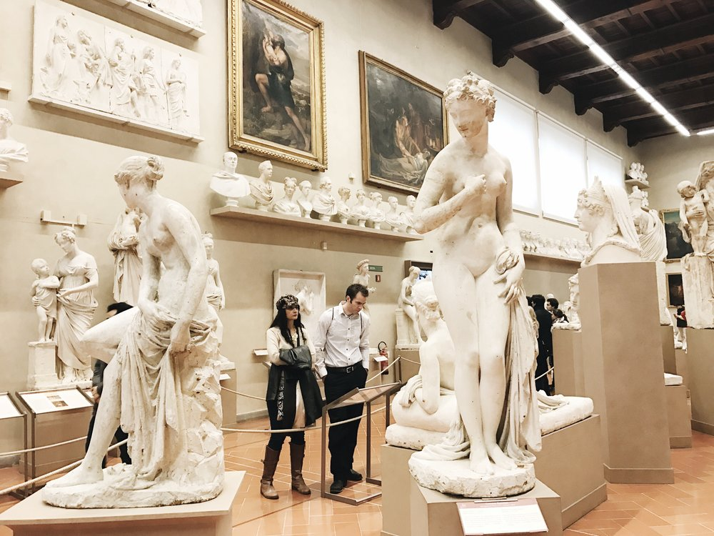 Galleria dell'Accademia, Florence