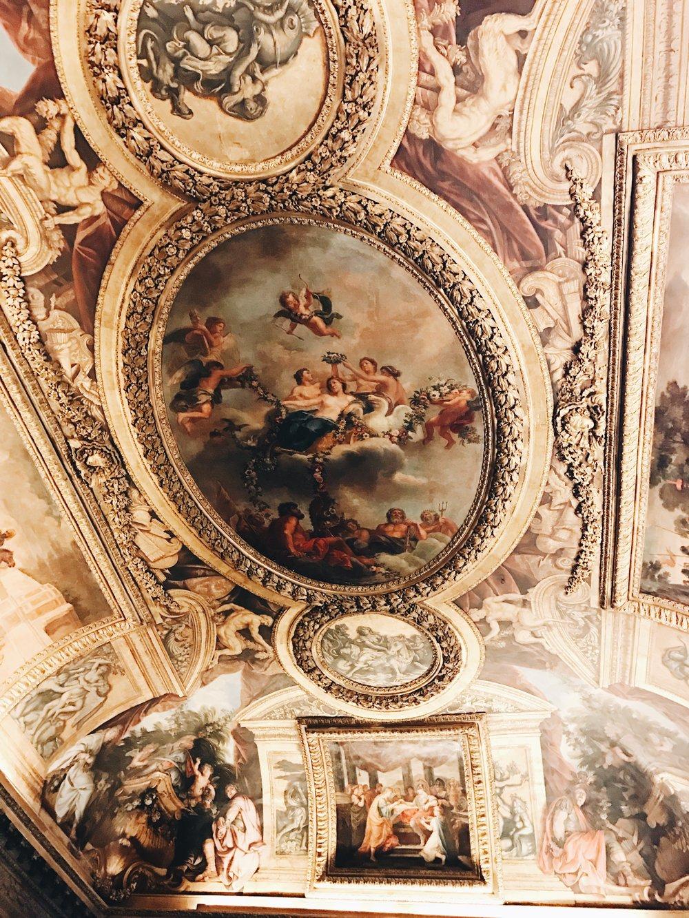 Hall of Mirrors, Versailles Palace