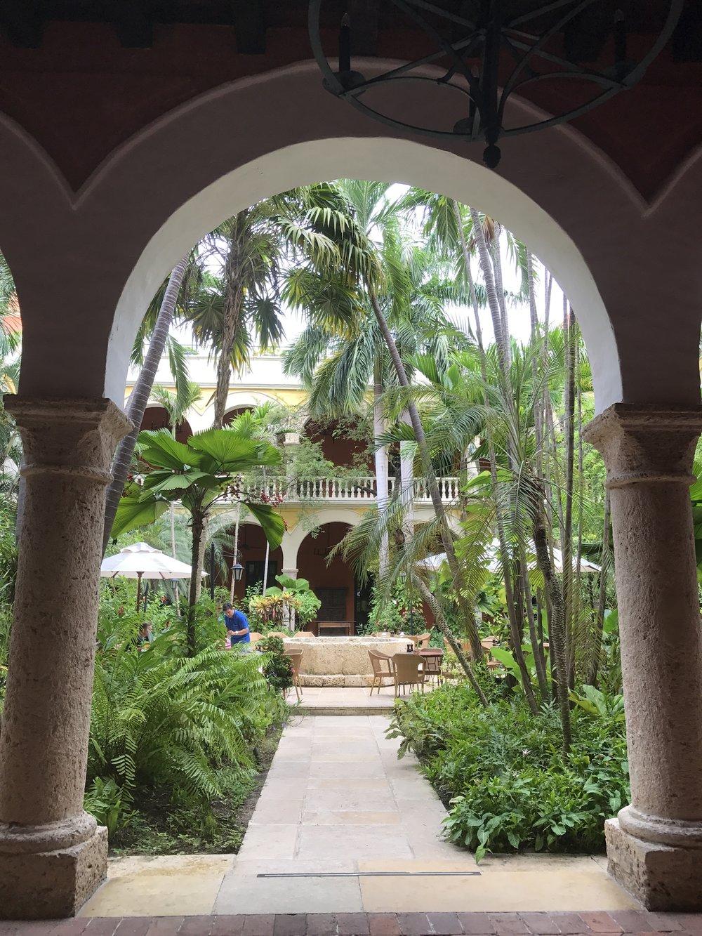 Hotel Santa Clara, Cartagena