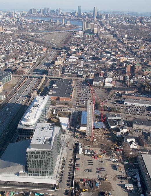 Boston Landing Construction