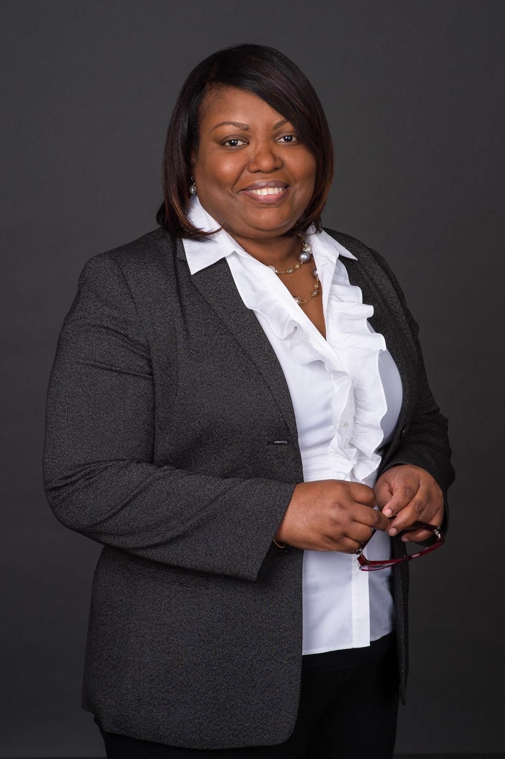 Kerrean Campbell,  Project Coordinator