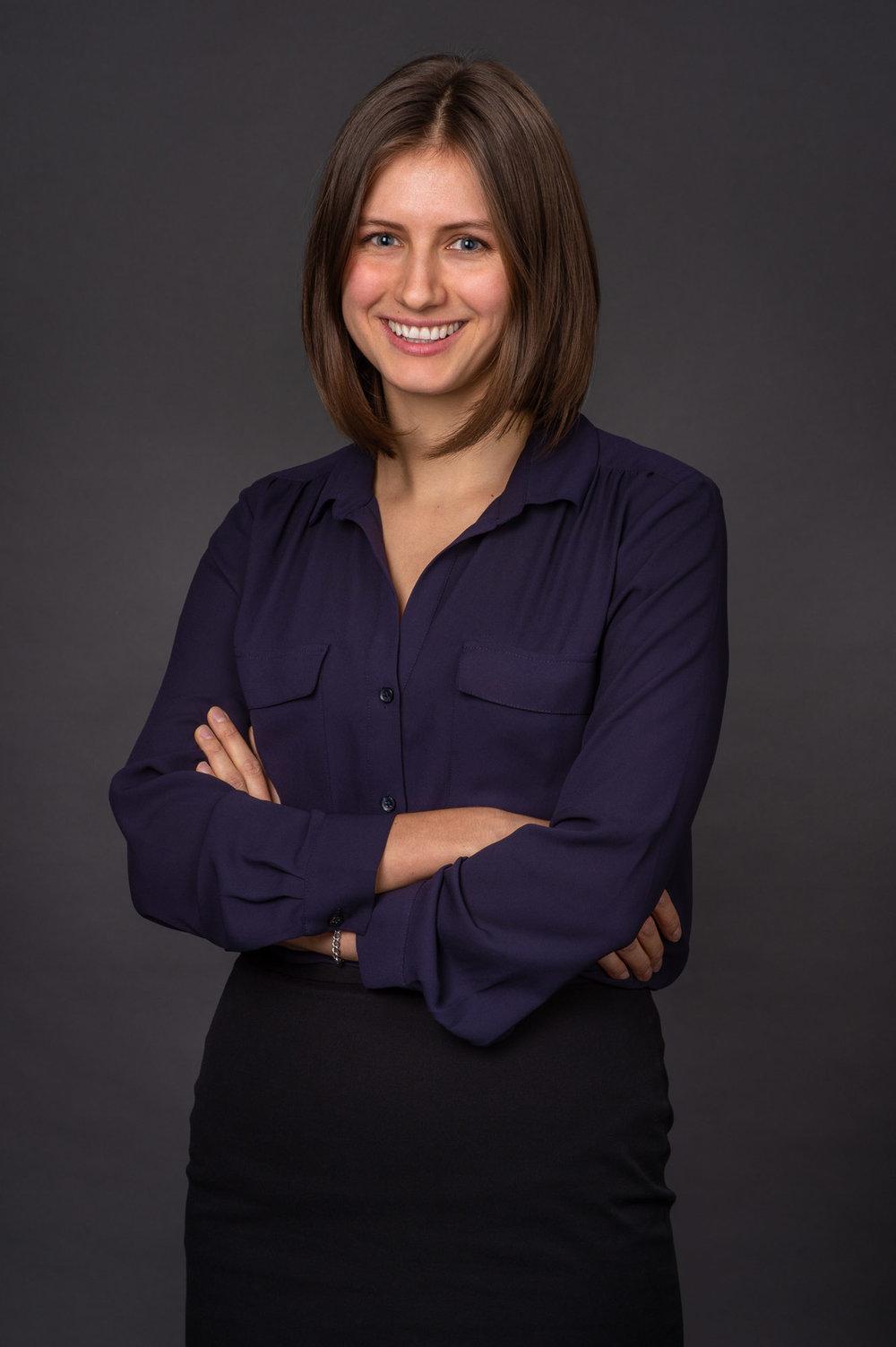 Kate Casey,  Senior Development Associate