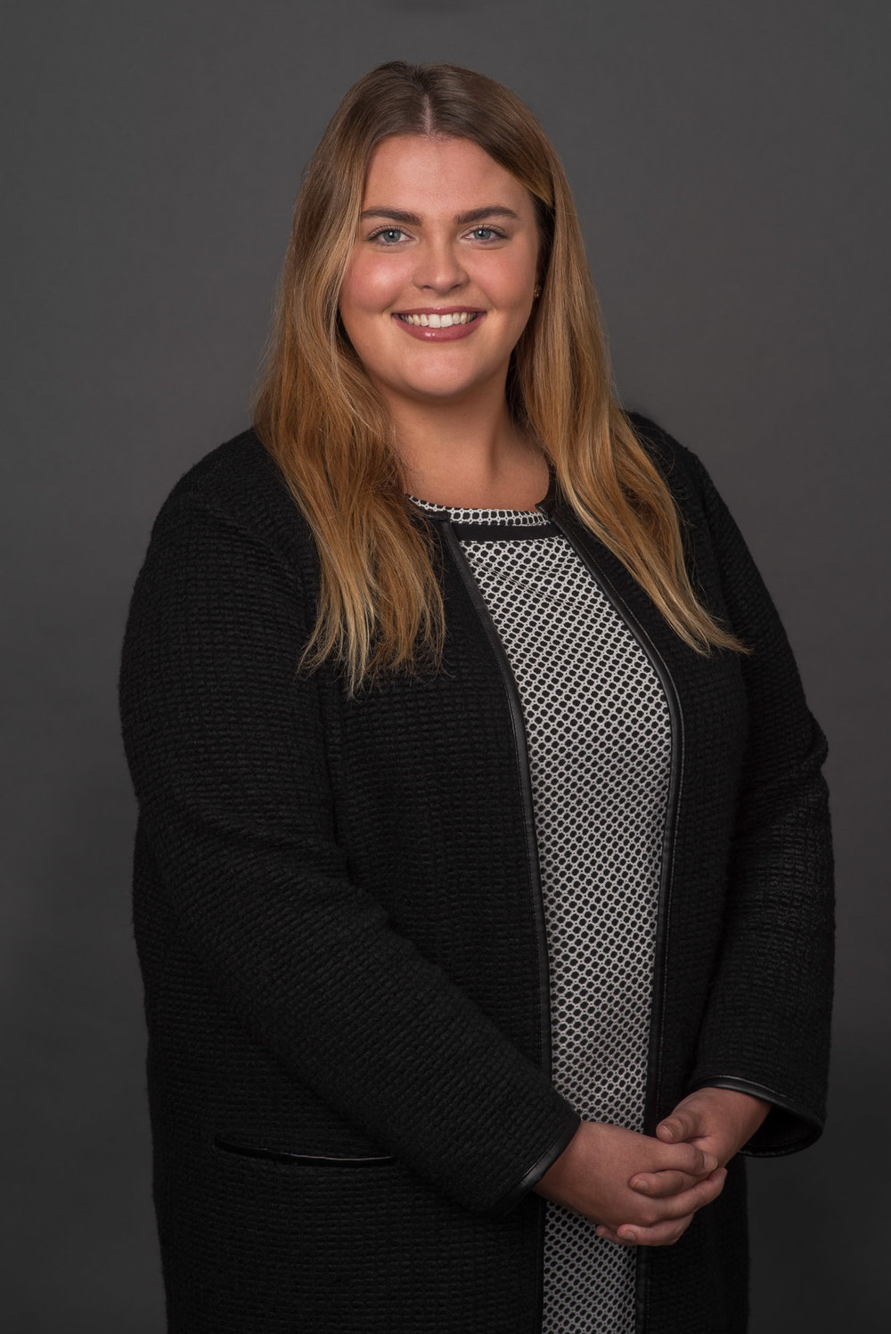 Madeline Fitzgerald,  Marketing Manager