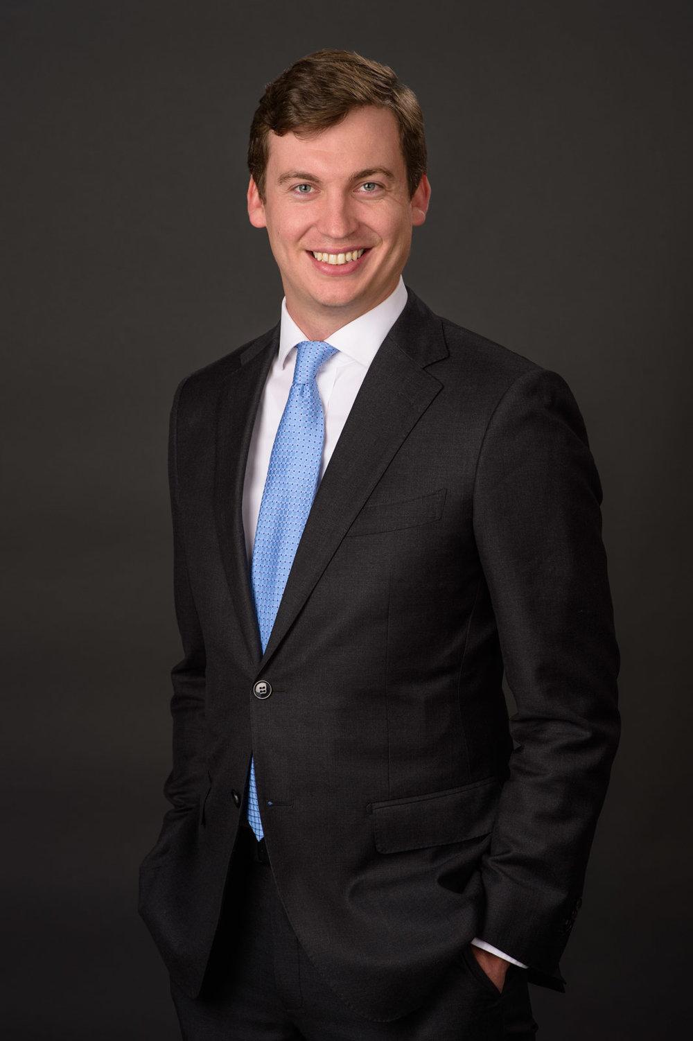 Seamus Joyce,  Senior Development Associate