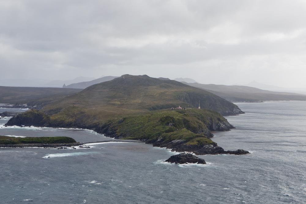 Isla Hornos. ( Horn Island).