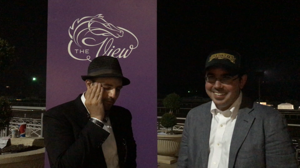The bad beat story touched a nerve with avid horseplayer and EQCon co-founder Dan Tordjman