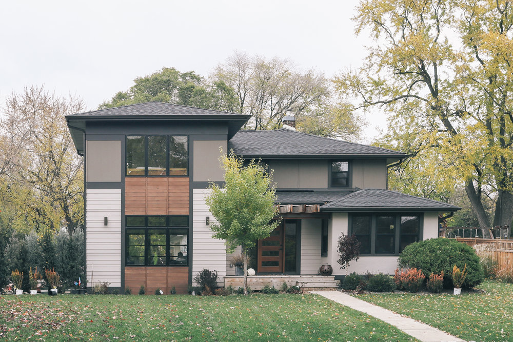 Prairie Modern Addition