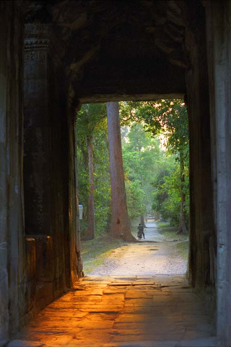"""Doors of Angkor"", Lekha Singh"