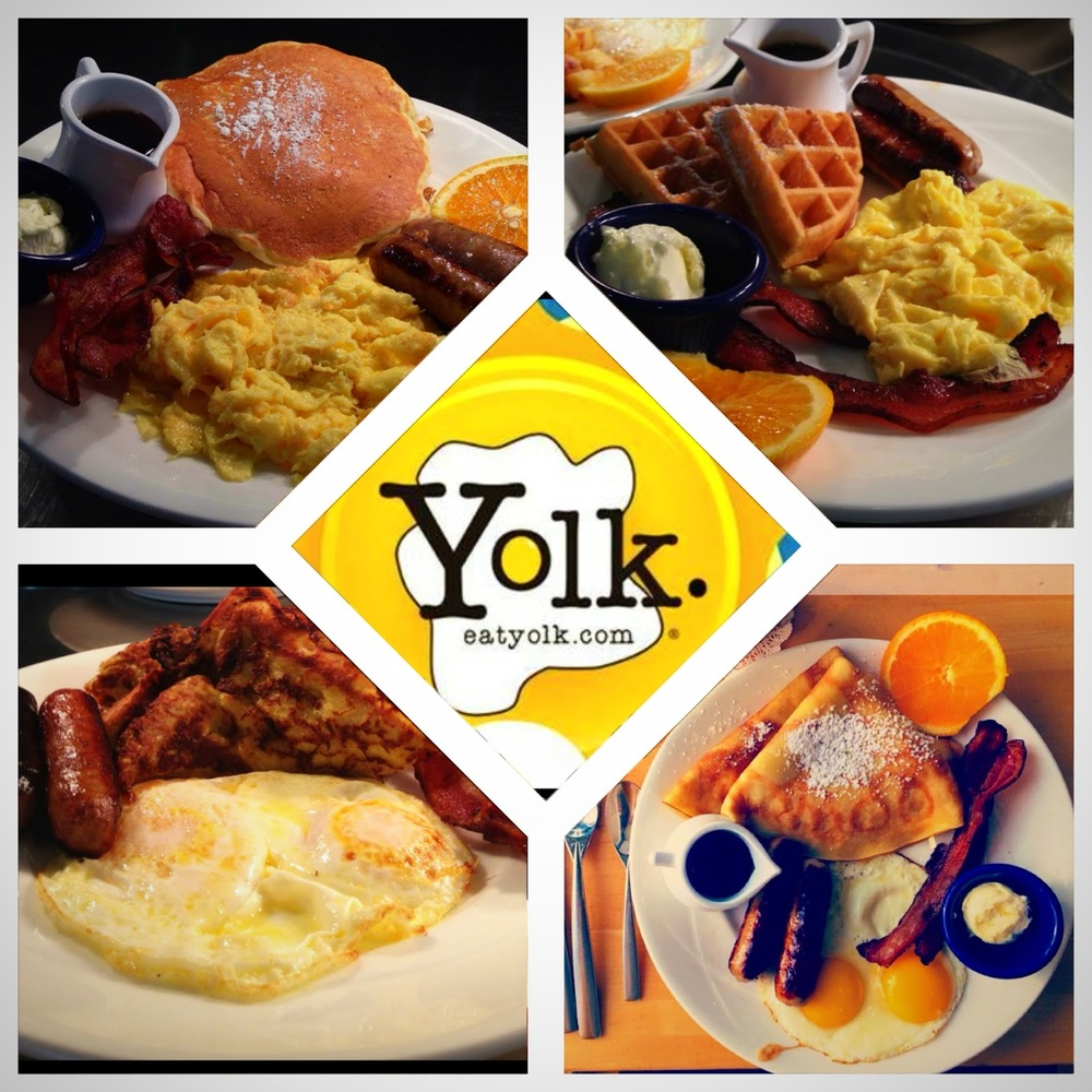 YOLK. All Star Breakfast