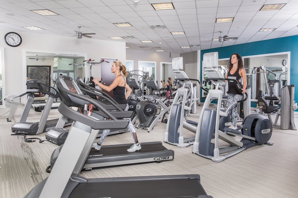 Fitness Center & Free Classes