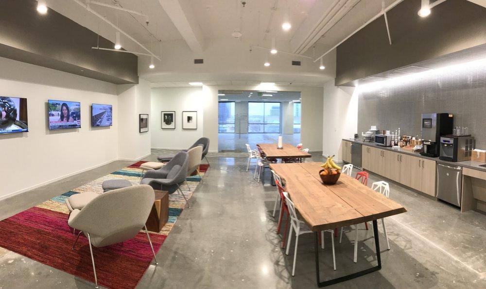Tenant Lounge & Coffee Bar