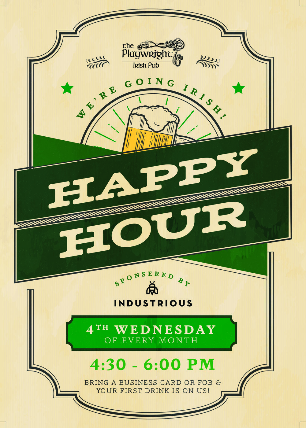 INDUSTRIOUS_HappyHourAtPlaywrightPub_flyer.jpg