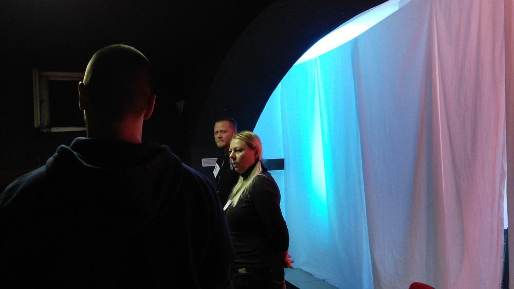 Javna izvedba igre Star Wars: Endor LARP dan u Osijeku, 2015.