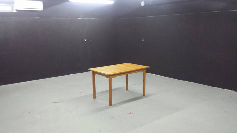 Crna soba je spremna...