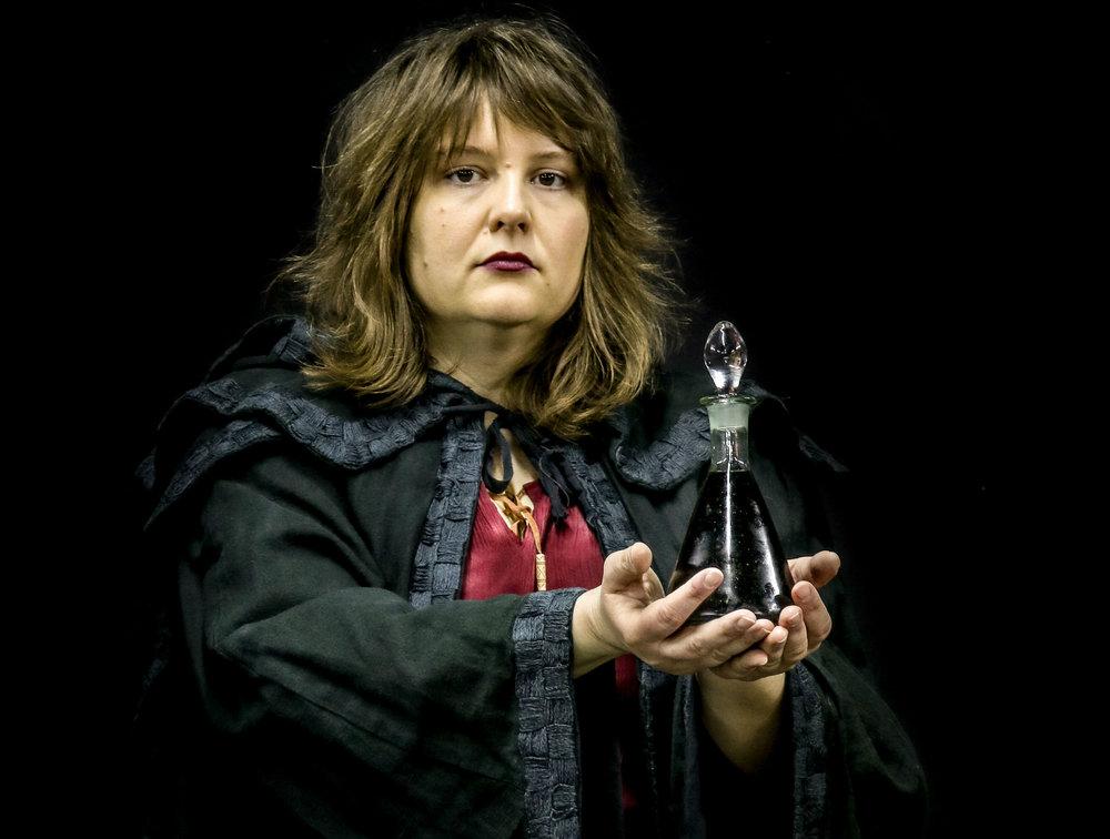 Agata Mara - Headmistress of the School of Magic Stara Sušica