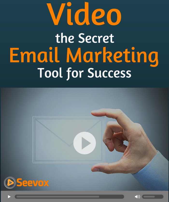 Video the secret email marketing