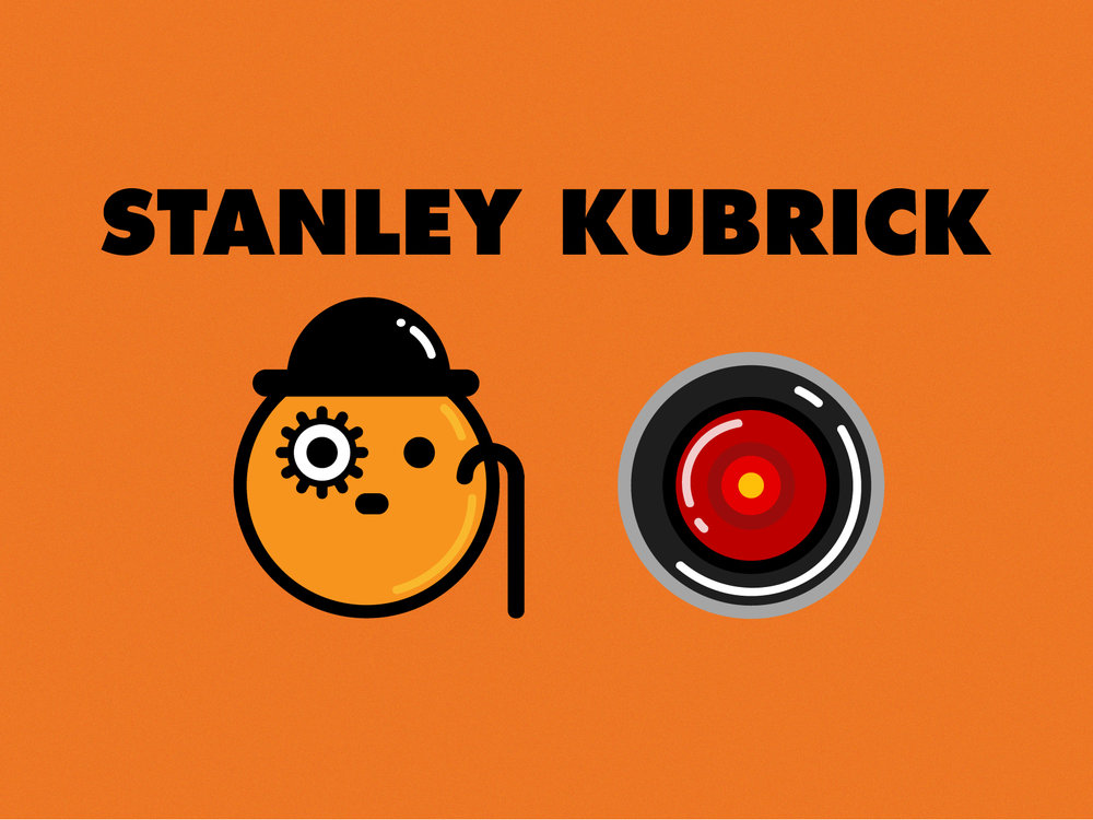 Stanley Kubrick Movie Characters