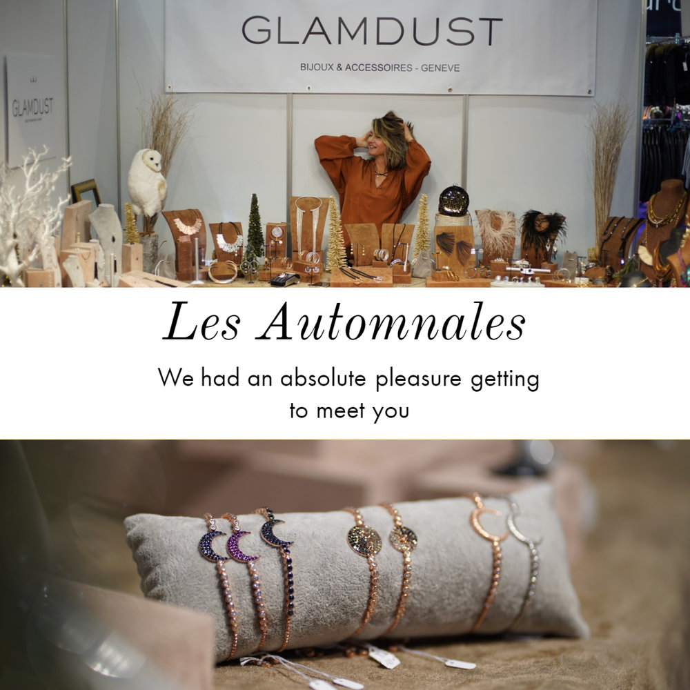 Les Automnales 2018 - Palexpo Geneva - Les Automnales is a large event taking place at the core of Palexpo destined tu put forward brands, craftsmanship and more to the eye of a wider audience.It is also a great occasion to meet some of our customers. Come and share a moment with our founder Mona who'll share with pleasure advices about the latest fashion trends.We'd love to see you there.!