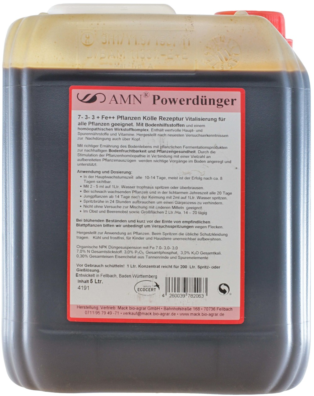 AMN PowerFertiliser®