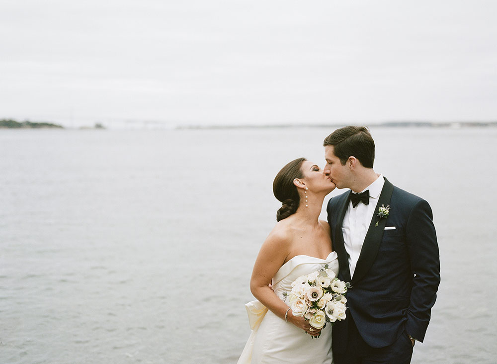 Castle Hill Inn wedding in Newport, RI